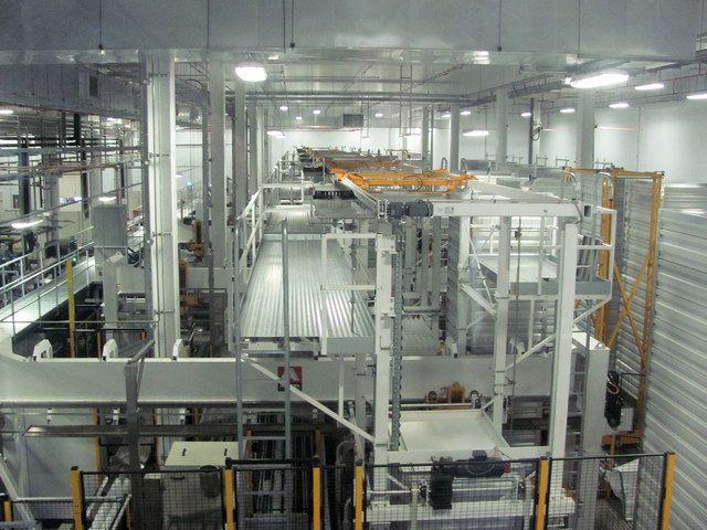 fábrica garrafas de bioplástico