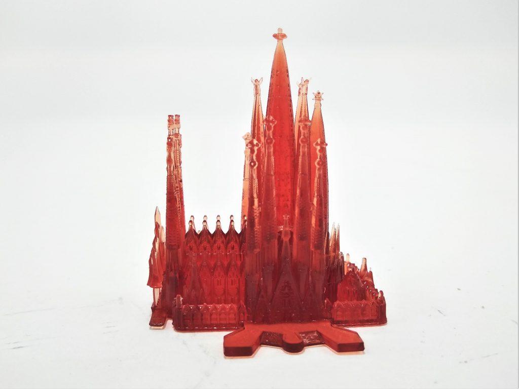 Impressão 3D Algarve SLA
