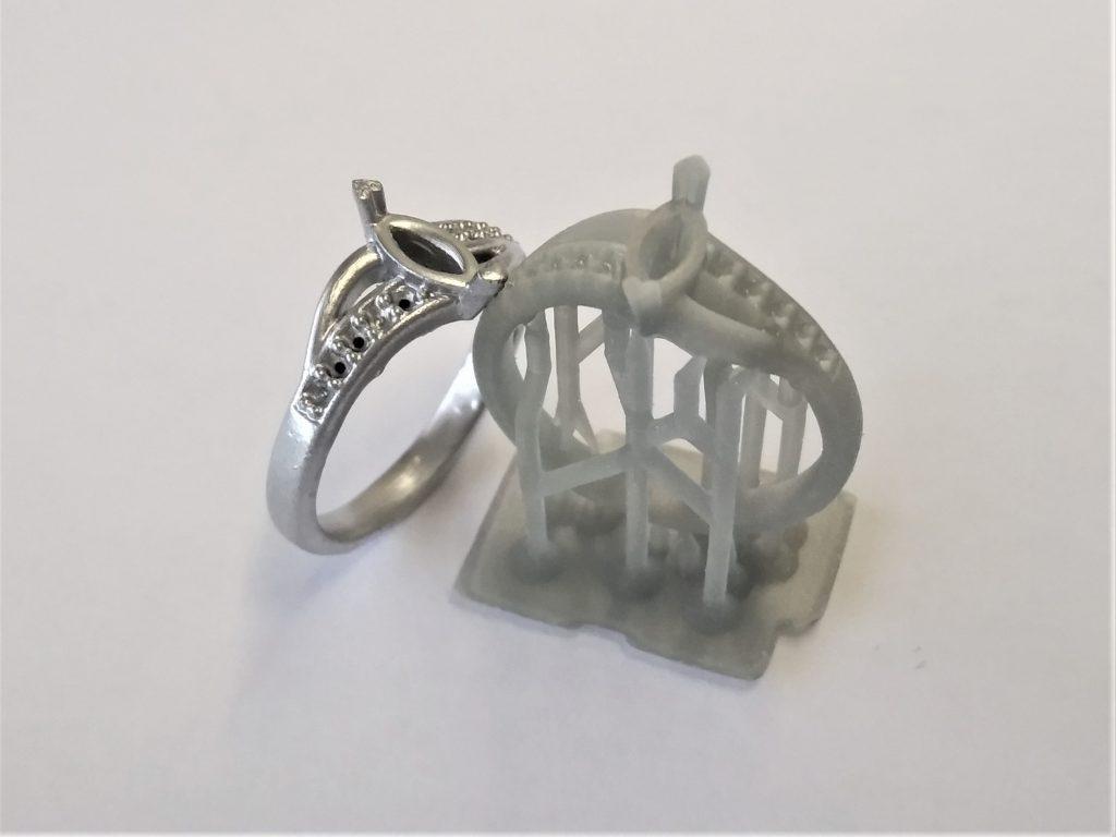 Impressão 3D Algarve Joalharia