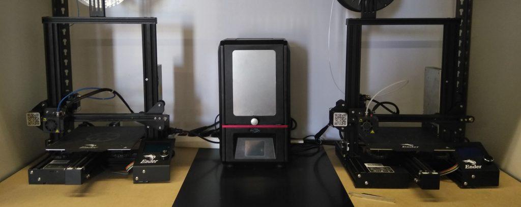 Processo de Inovação - Impressão 3D