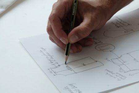 Tipos de Protótipos - Desenhos e esquemas